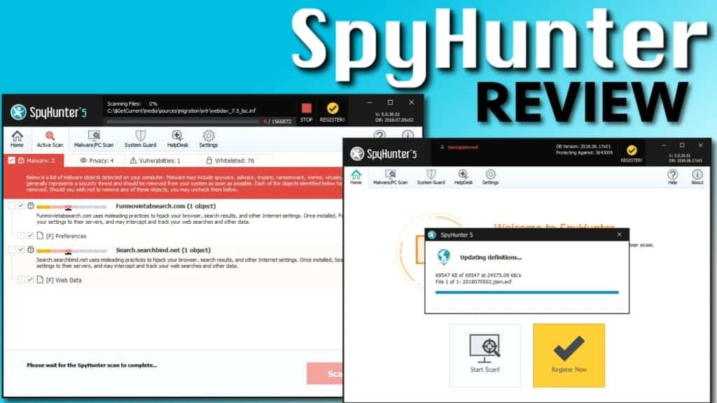 free spyhunter download for windows 7