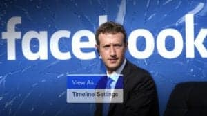 Facebook View As feature contained a security flaw