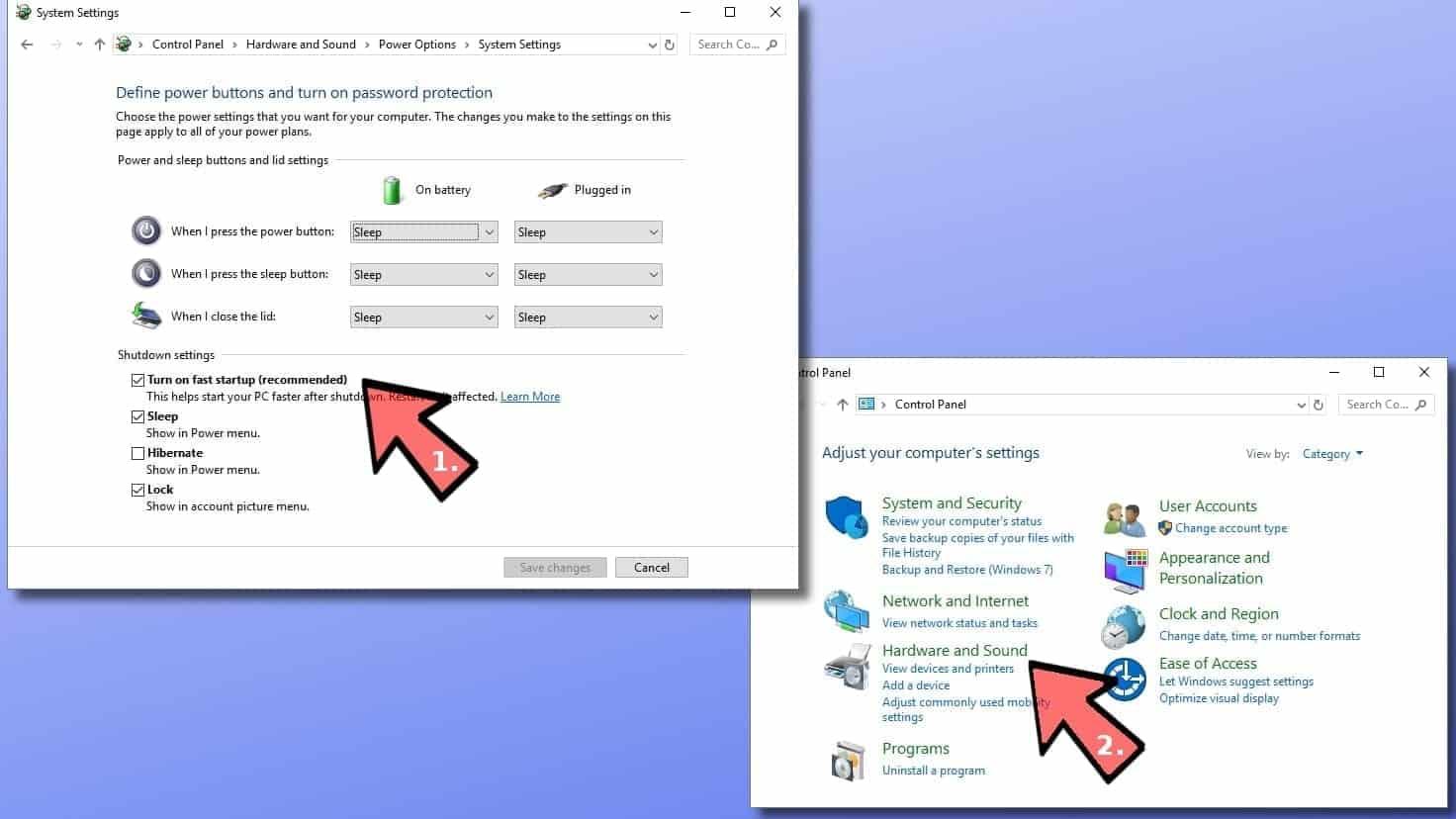 Best way to speed up Windows 10 boot