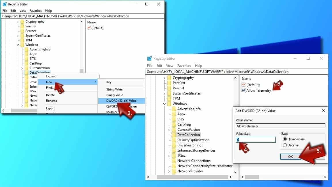 Fix Microsoft Compatibility Telemetry High CPU Usage