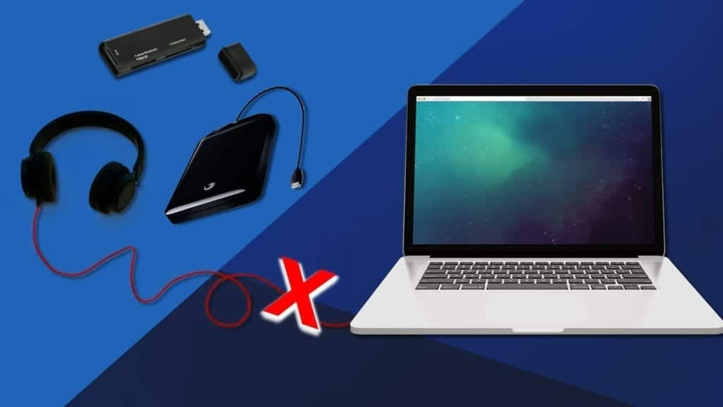 unplug external devices - method 3