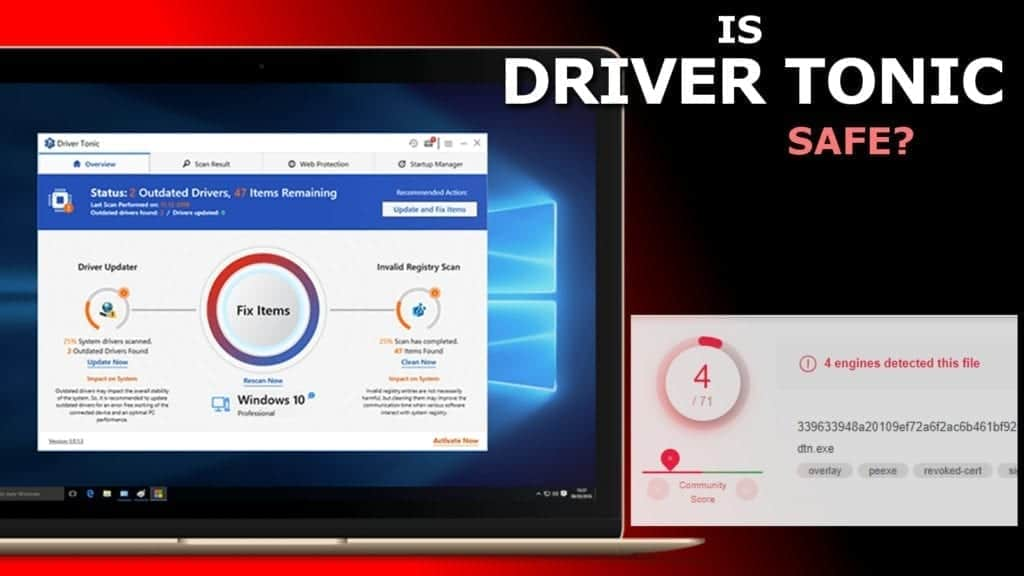 driver tonic review
