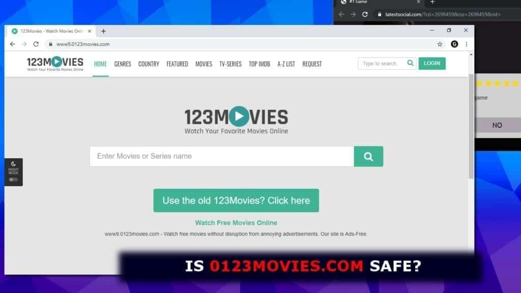 0123movies.com website