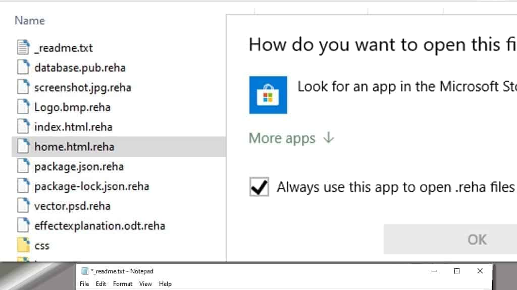 Windows Software Download How To Remove Reha Ransomware