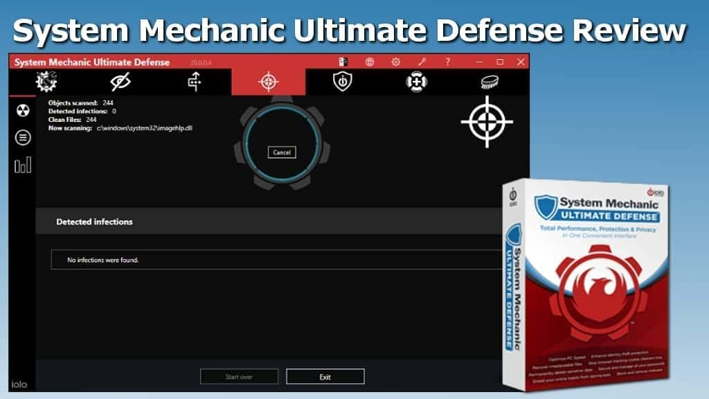 System Mechanic Ultimate Defense Review 2020 Geek S Advice